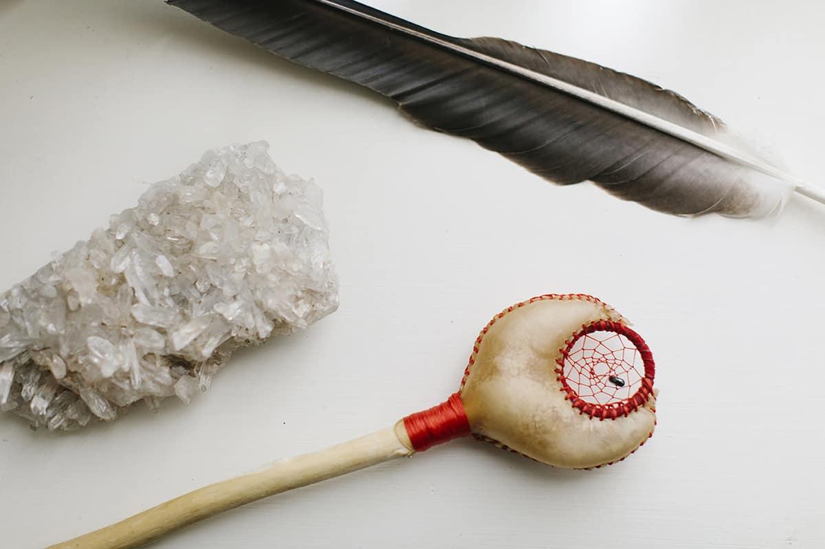 sound healing wand
